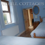 View of second bedroom at Katies Cottage